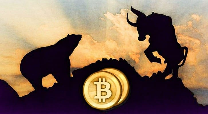 bitcoin bull and bear - Bitcoin (BTC) Rally Could Face A Correction Of 80%