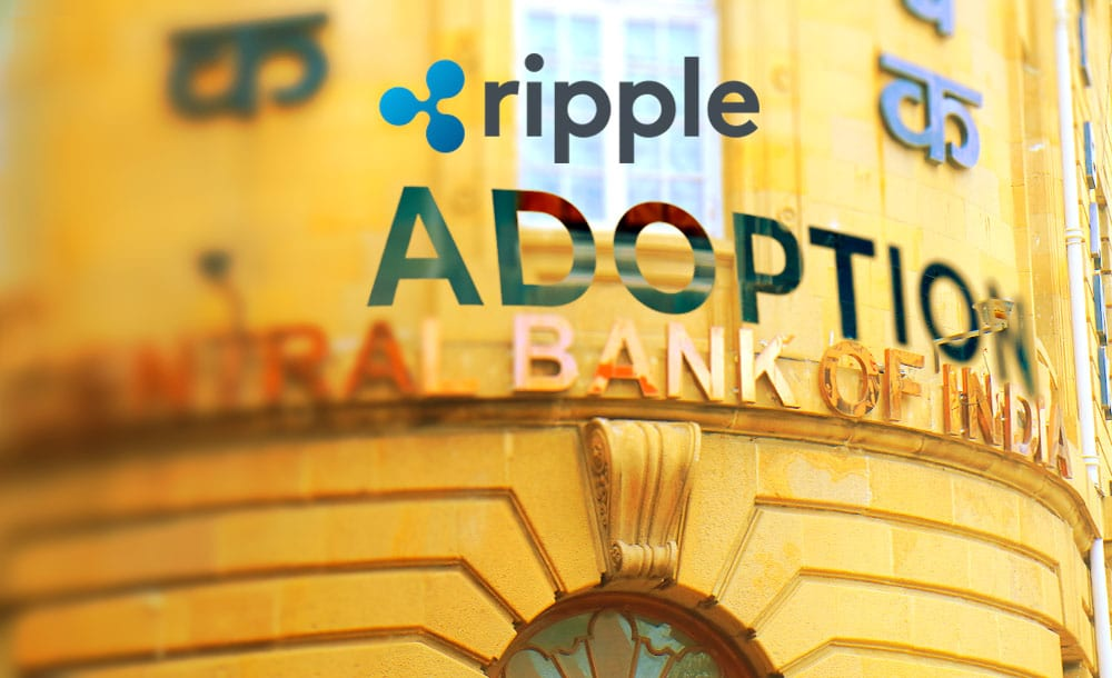 india banks ripple adoption - Ripple Expansion: The Company Is Working To Install xCurrent In India, Targeting A Population Of 1.3 Billion