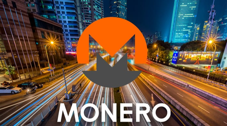 shutterstock monero coin 738x410 - Monero And ZCash Have Recorded A Growing Acceptance On Dark Web Merchant Sites