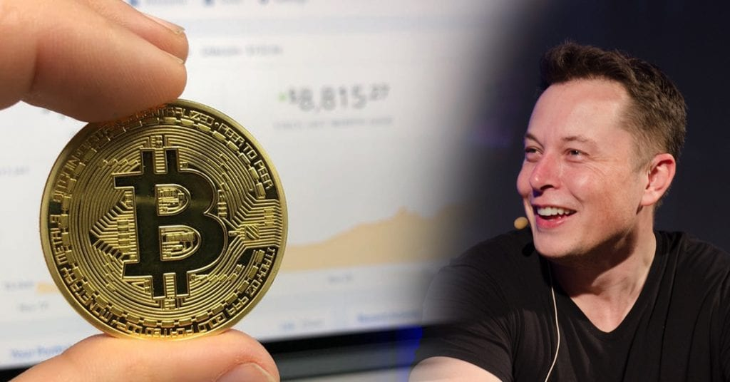 ELON Musk BTC 1024x536 - Elon Musk Calls Bitcoin Brilliant – He Says BTC Is Better Than Paper Money For Value Transfers
