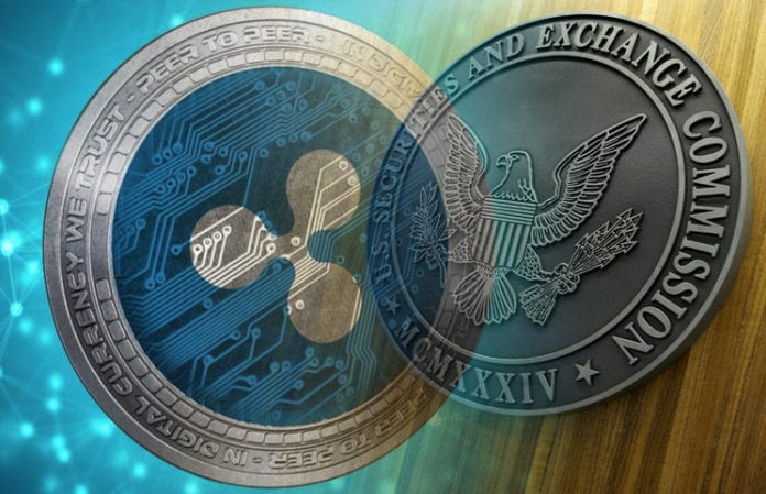Ripple Hires Former SEC Chair In Lawsuit 696x449 - XRP Price Lags In 2019 – Potential Reason