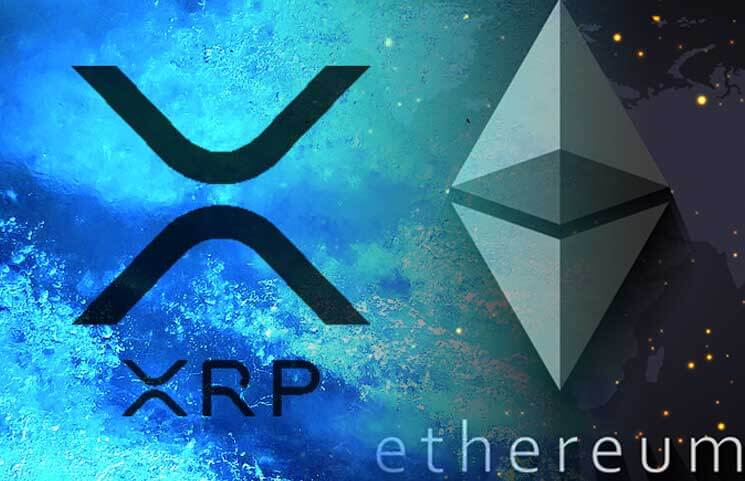 Ethereum Eth Vs Ripple Xrp For Number 2 Spot On The Crypto Charts Who Will Win The Battle