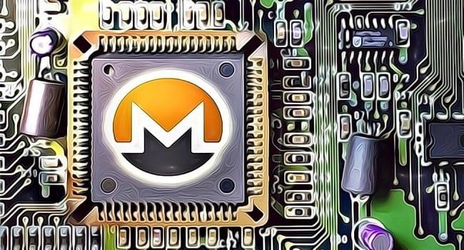 Mining Monero Crypto