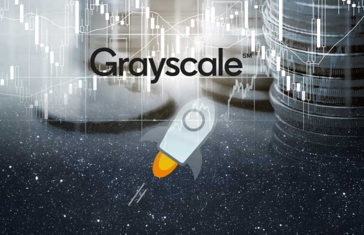 Announcement Of Grayscale Stellar Lumens Trust