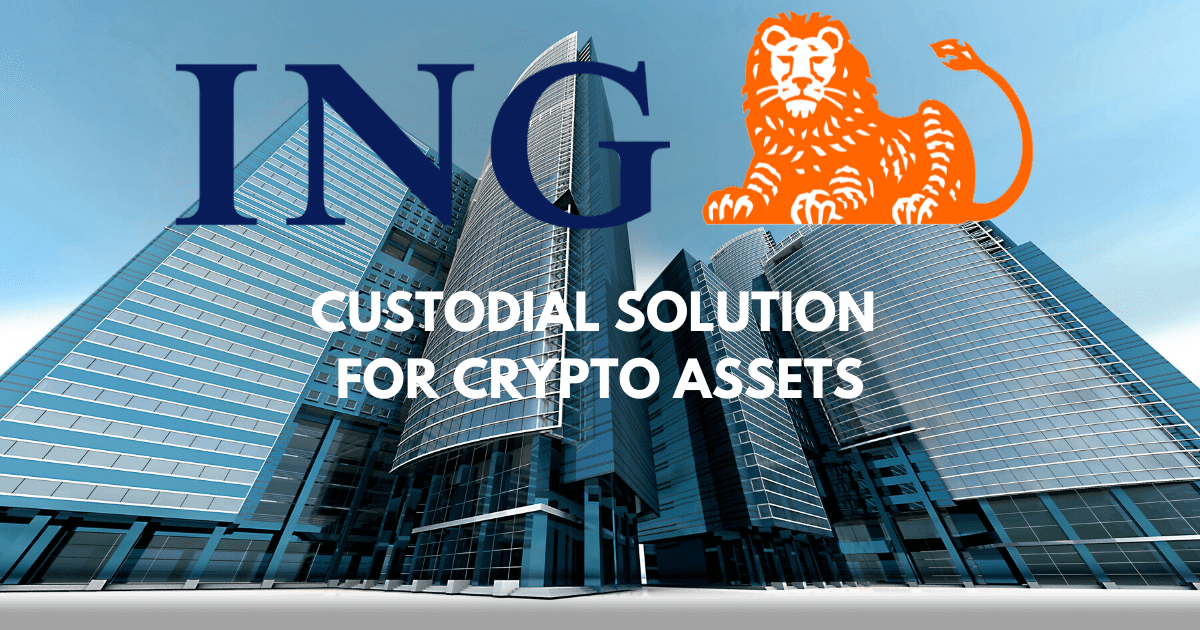 Custodial Solution For Crypto Assets