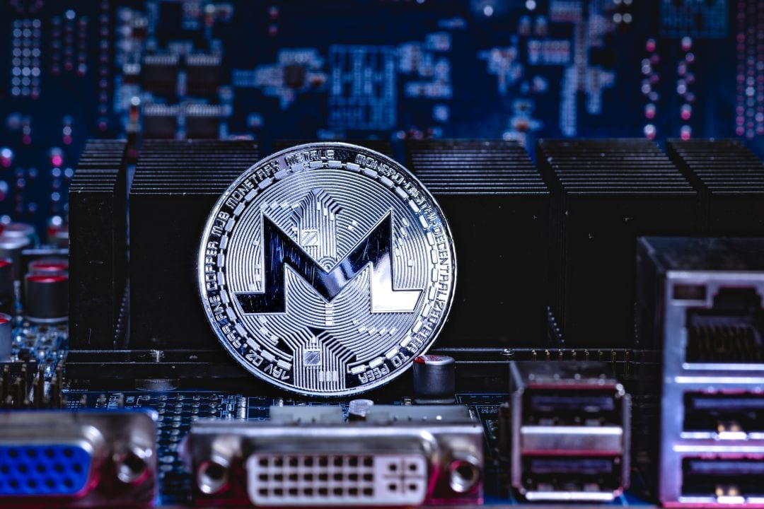 Monero Cryptojacker 1