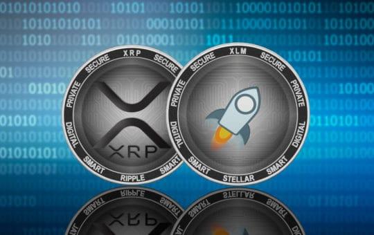 Ripple Stellar Altcoins Crypto Shutterstock 1258195267 540x340