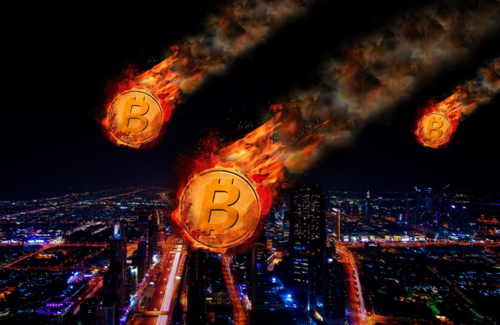 "bitcoin price drop crypto analyst shutterstock 661041178 1200x780 1024x666 1 - Bitcoin Failed To Clear The $10,200 Resistance Level - BTC Fell $800 In An Hour, Signalling ""Sell"""