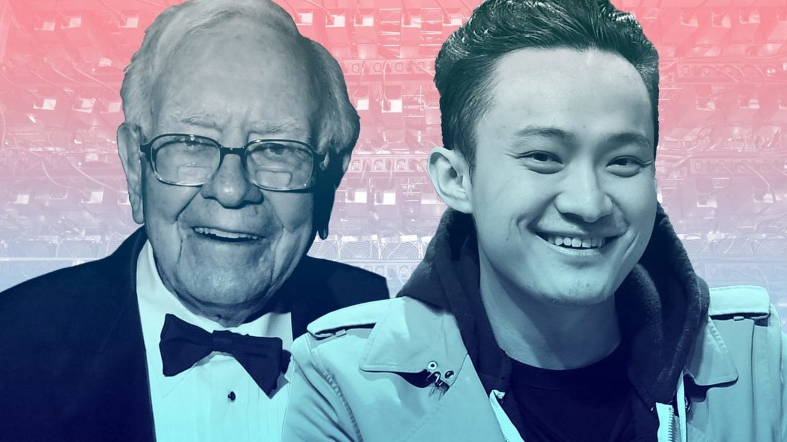buffet sun - Tron's Justin Sun Finally Dined With Warren Buffet And Gifted Him His First Bitcoin