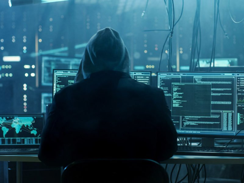 shutterstock 680075014 hacker 800x600 1 - Hackers Exploit The Death Of Kobe Bryant - Installing Crypto Malware To Mine Your Coins