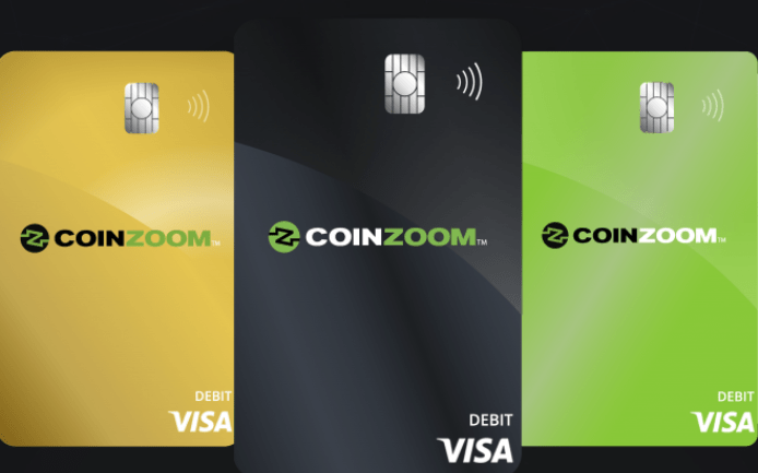 20200319f7e9ab8ab4087000f - Coinbase Has Competition: CoinZoom Is The First Bitcoin And Crypto Exchange To Offer Visa Cards In The US