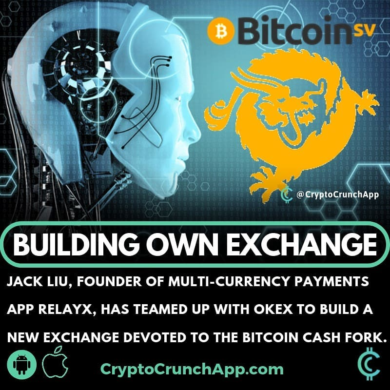 56852964 408772143252854 4531736373932237073 n - - BSV Supporter Vows To Build His Own Exchange. . . Crypto exchanges are lining...