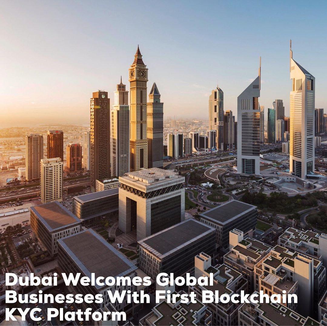 89045860 568554227072687 94772483474106829 n - Dubai Welcomes Global Businesses With First Blockchain KYC Platform ⠀ Dubai Inte...