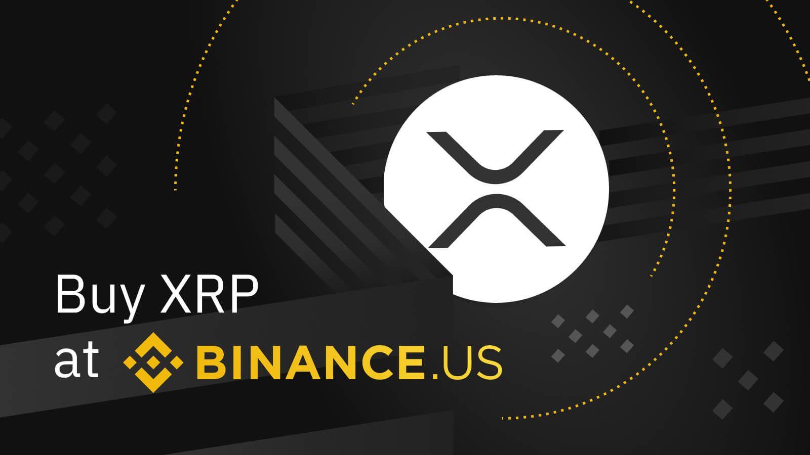 Binance US XRP - Binance.US App Adds XRP/USD Pair - XRP's Liquidity Increases
