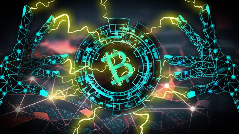 bitcoin lightning 800x450 1 - Bitcoin Mass Exodus: Investors Are Moving Millions In BTC Away From Crypto Exchanges To Private Wallets