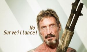 john mcafee preseident 300x181 - America's Bitcoin (BTC) Candidate is Back: John McAfee Re-enters Presidential Race