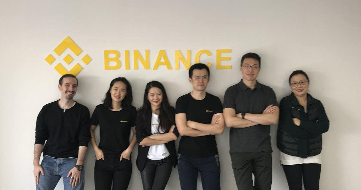 BINANCEsss - Biggest Crypto Merger Yet: Binance Acquires CoinMarketCap
