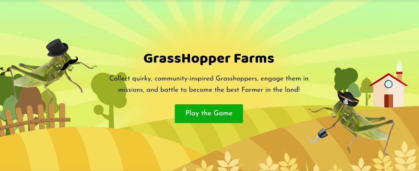 Grasshopper Farm - Enjin Coin (ENJ) Attempts 1600 Sats with New Wallet and Grasshopper Farm