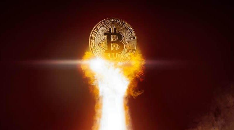 bitcoin explosion 2 - Bitcoin Bull Run: BTC Races To $9,500 As Us Congress Considers Crypto Proposals