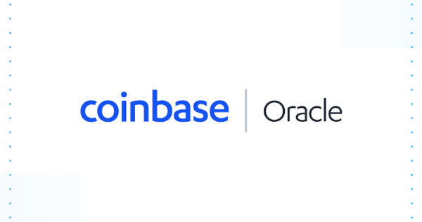 introducing the coinbase price oracle 600x315 1 - Boosting Crypto Adoption: Coinbase Launches New Crypto Price Feed
