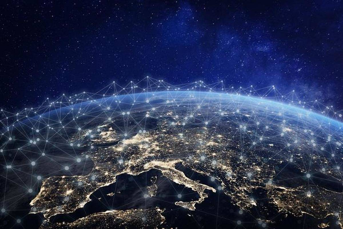 iot blockchain connectivity networking istock - Ripple: International Payments Witness A Revolution - Growing Demand For Disruptive Payments Technology