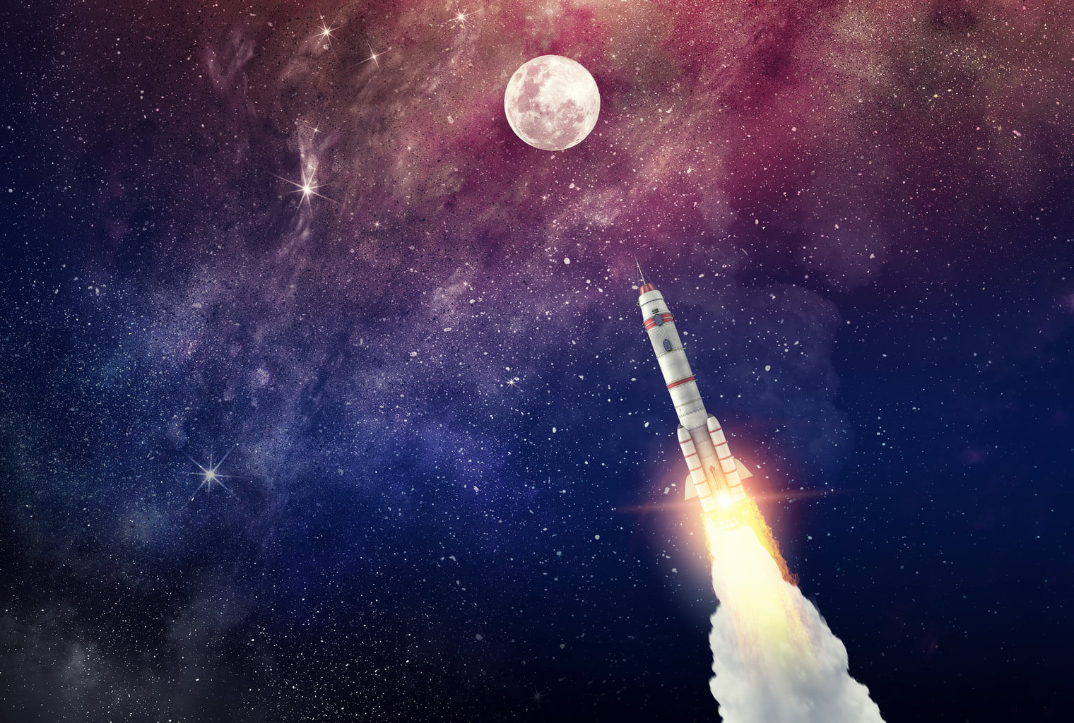 moon - Bitcoin Is On Its Way To $100K - Price Triggers