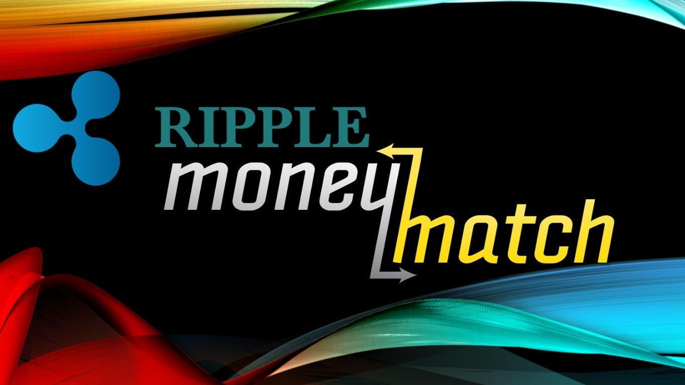tipple Money mathch - Ripple Cross-Border Payments Tech Cuts Costs By 40%, MoneyMatch Says