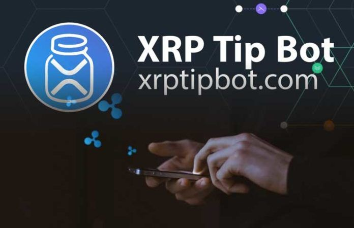 A new Wave of Updates XRPs TipBot Sees Further Updates to its Newest Paper Accounts Feature 696x449 1 - XRP Achievement: Uphold Crypto Trading Network Resurrects XRP Trading Platform