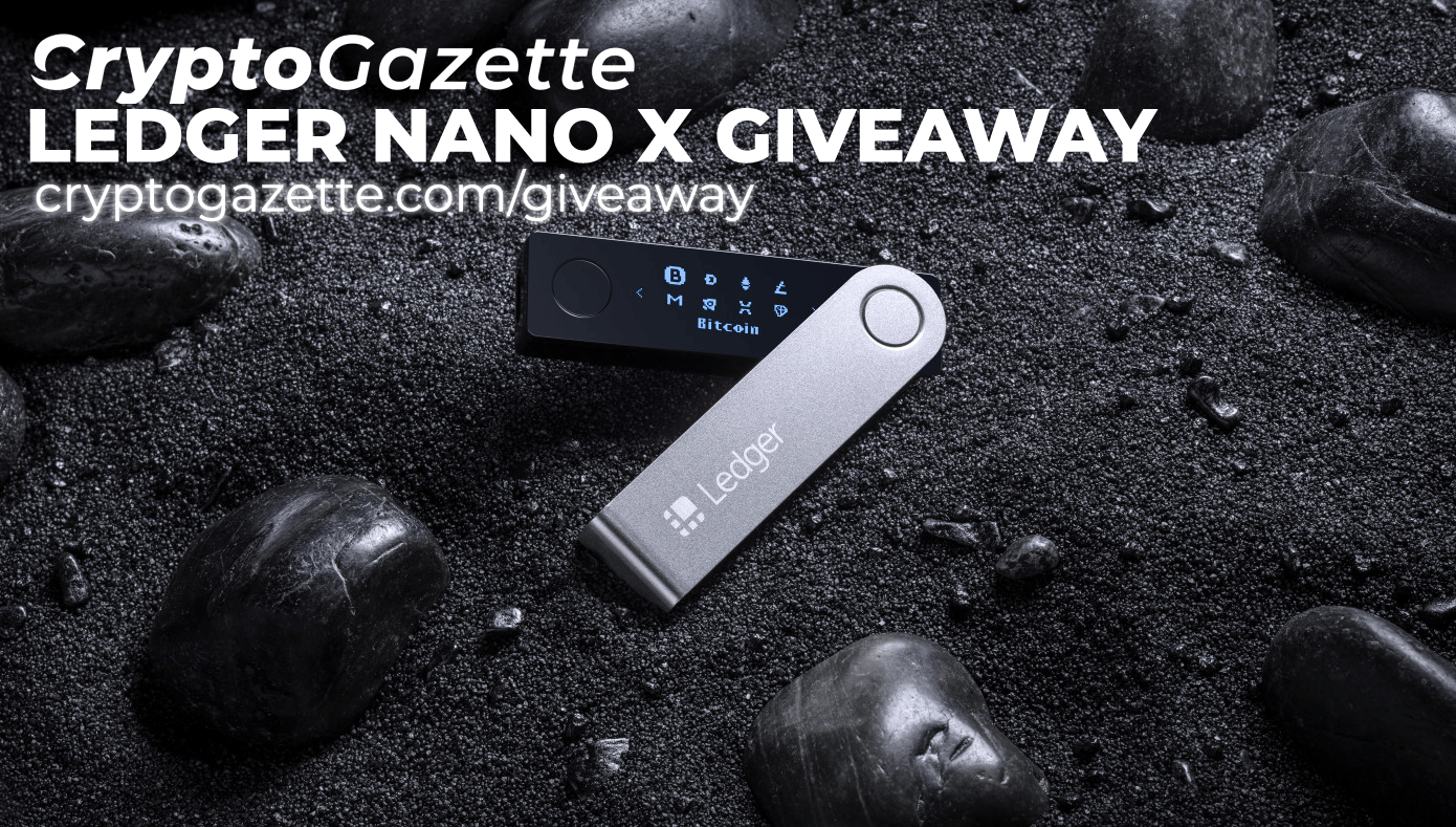FEATUREDImageLedger V2 - Winners Of The Ledger Nano X Competition Revealed: 10 Lucky CryptoGazette Readers Are Announced