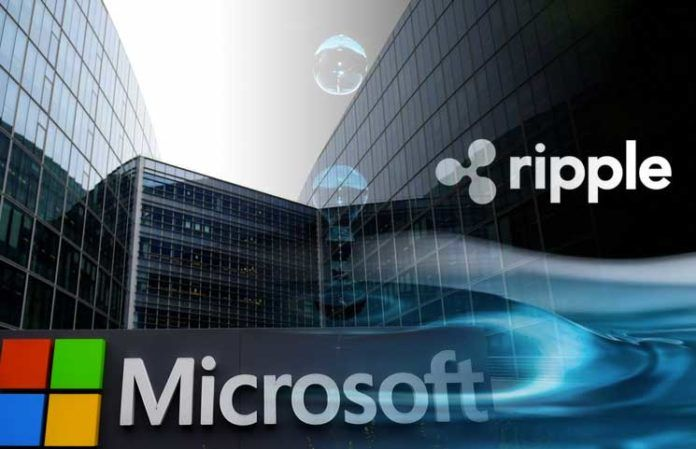 Ripple En Route To Becoming The Microsoft Of The Crypto Space 696x449 1 - Ripple Teams Up With SWIFT And Microsoft