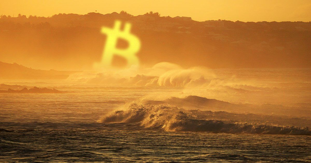 bitcoin waves - Institutional Investors Can Boost Bitcoin To $100k, Says Anthony Pompliano