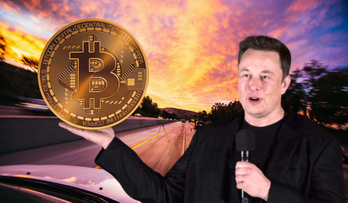 elon musk - Elon Musk Sparks Bitcoin Buying Rumors On Twitter
