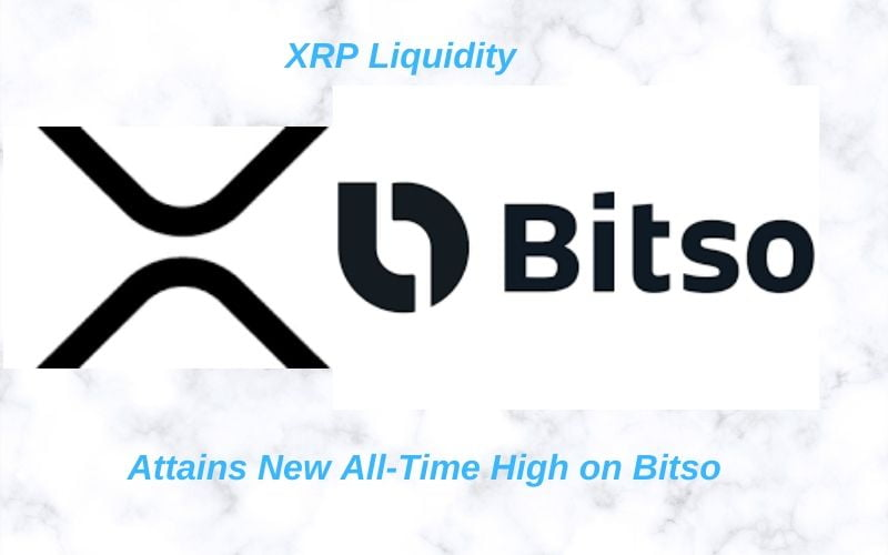 XRP Trades Above $0.21 And XRP Liquidity Breaks Record On Mexico's Bitso