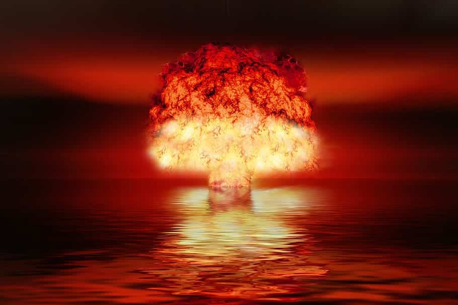 atomic bomb nuclear weapons explosion mushroom - Bitcoin Prediction: BTC's Future Looks Bright, Massive Boom Expected