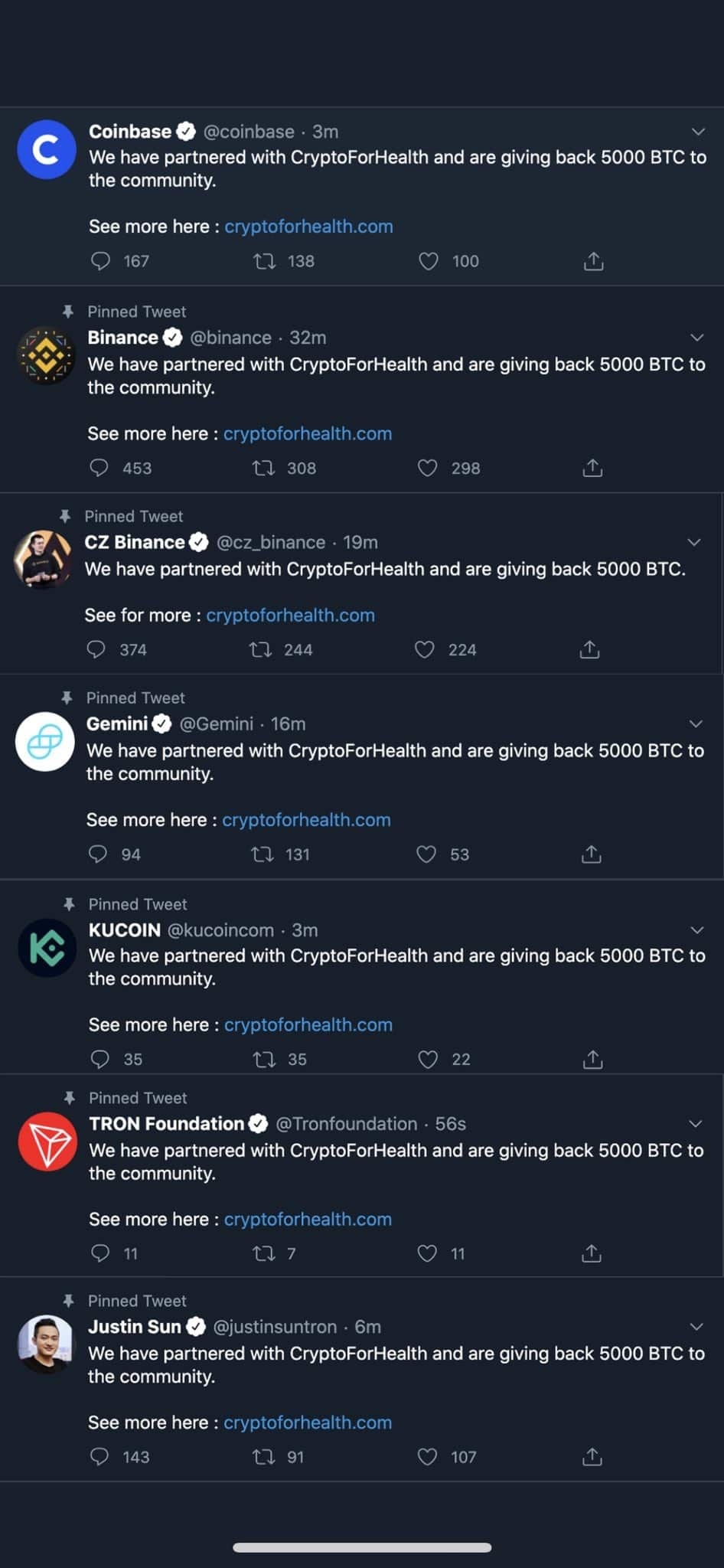 cas - Massive Bitcoin And Crypto Hack - Bad Actor Gained Access To A Twitter Account Tool