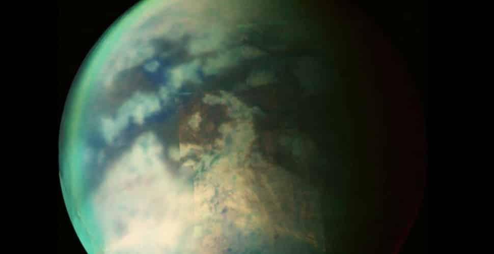 1 titan nasa - Blockchain Mass Adoption: NASA Is Exploring The Tech To Power Saturn Moon Mission