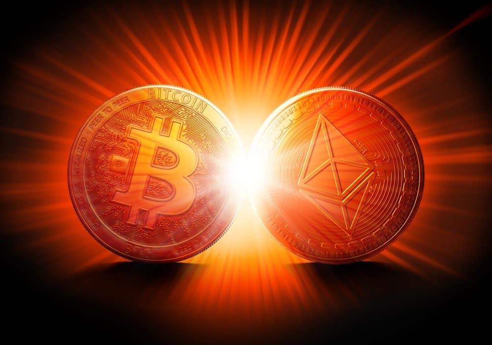 Bitcoin and Ethereum Keep Increasing on the Stock Market Making BTC Rise Above $40,000 | CryptoGazette - Cryptocurrency News