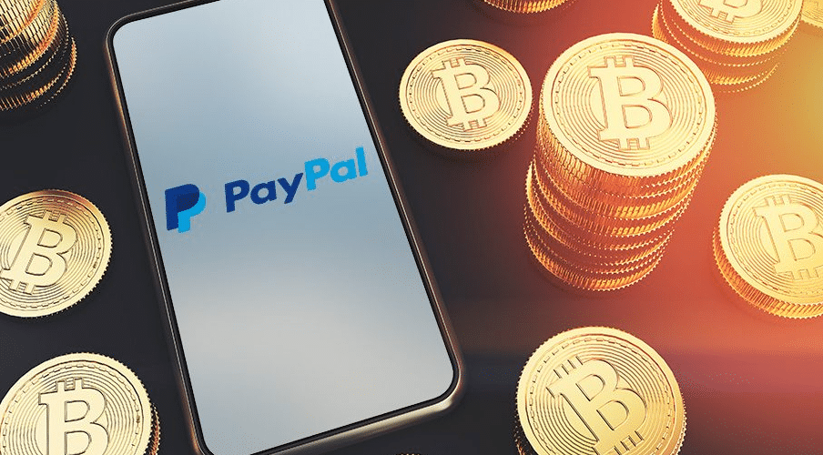 PayPal Holdings Inc To Allow US Consumers To Use Crypto To Pay Online Merchants Globally
