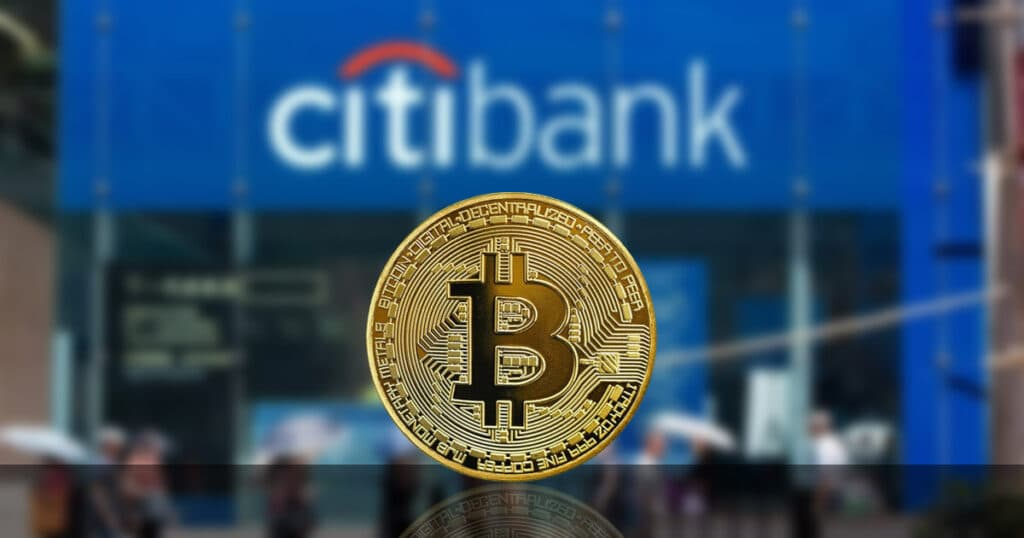 Crypto Mass Adoption: Citi Bank Considers Launching Trading And Custody  Services   CryptoGazette - Cryptocurrency News