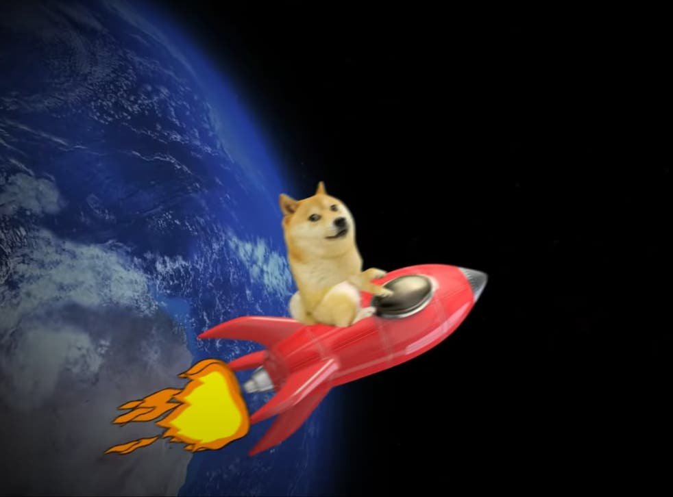 Dogecoin Rallies Following Coinbase Support | CryptoGazette - Cryptocurrency News