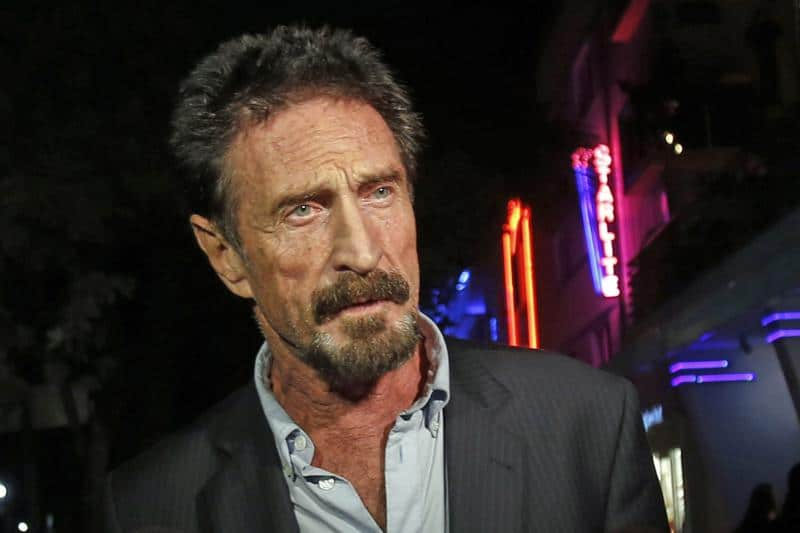 Crypto Twitter Remembers Crypto Pioneer John McAfee Following His Tragic Death | CryptoGazette - Cryptocurrency News